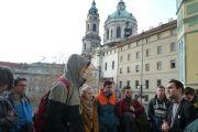 Poslední exkurze čtvrťáků do Prahy